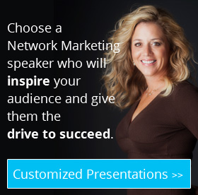 Customized speaking presentations